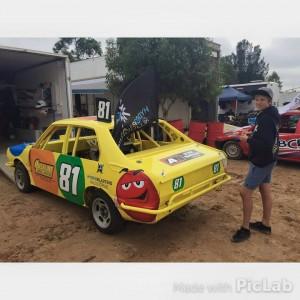 Pottsy Takes On The Vic Junior Title Kalgoorlie International